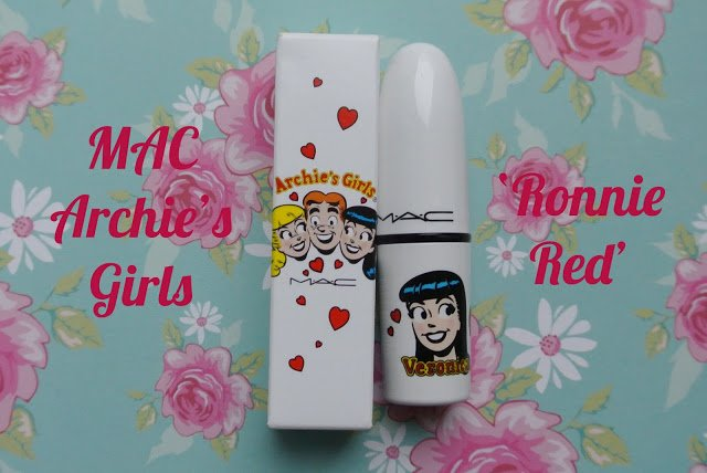 mac archie's girls ronnie red review