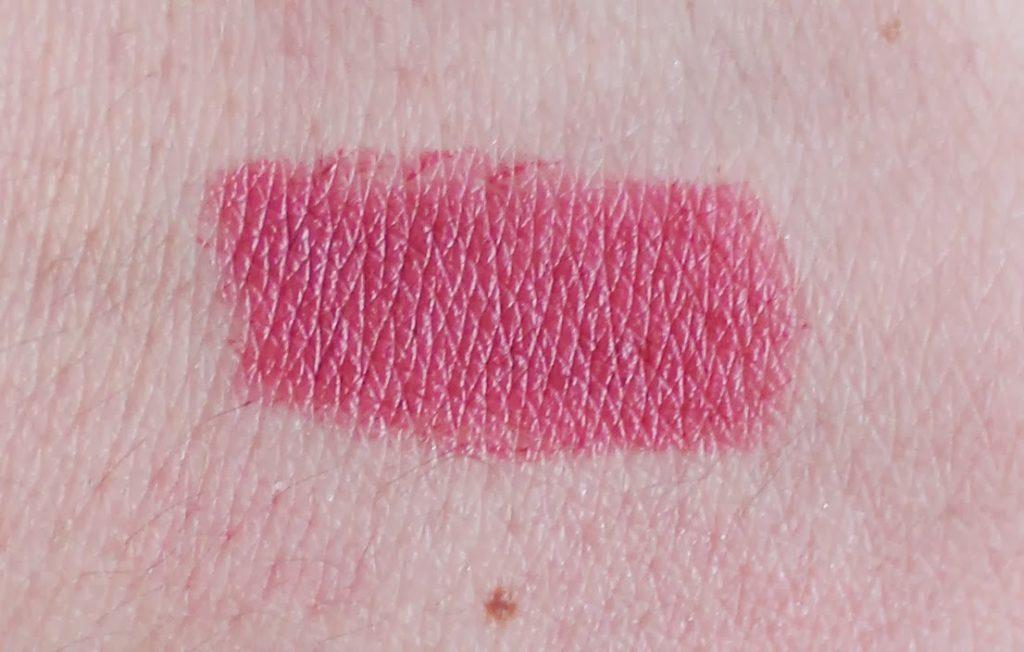 mac craving lipstick swatch
