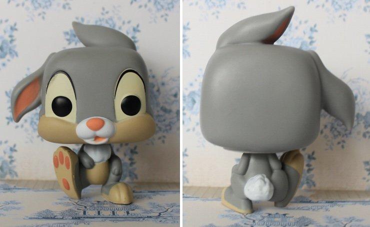 disney funko pop thumper bambi vinyl