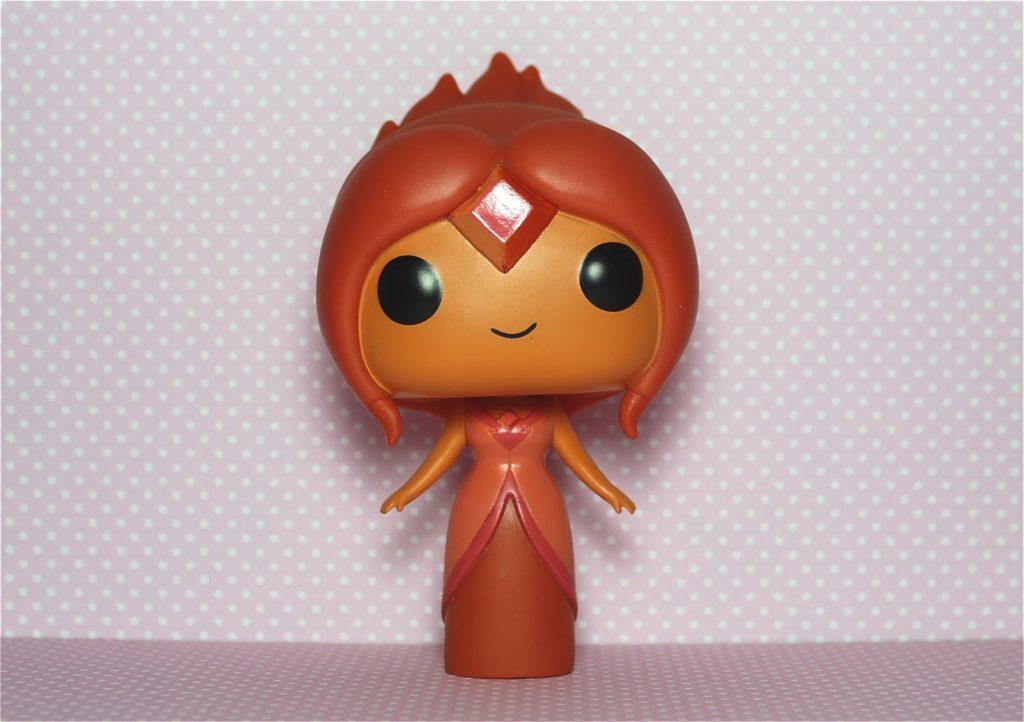 flame princess funko pop figure adventure time