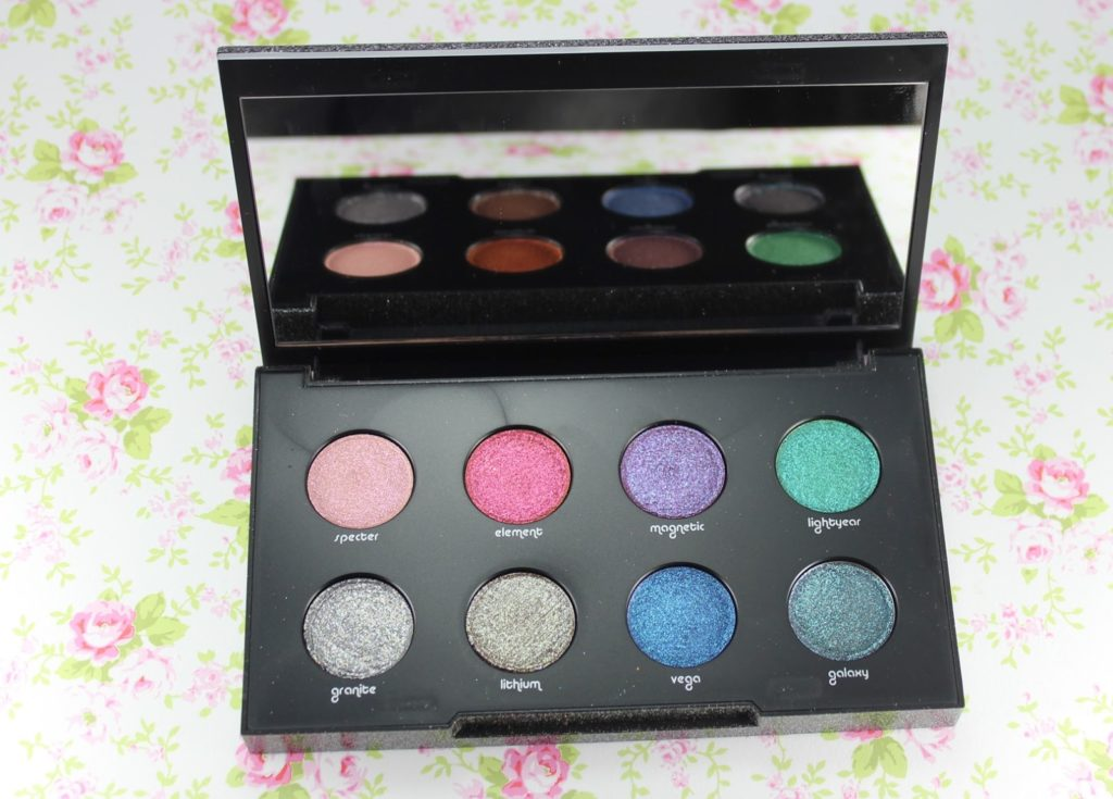 Urban Decay Moondust Eyeshadow Palette bbloggers