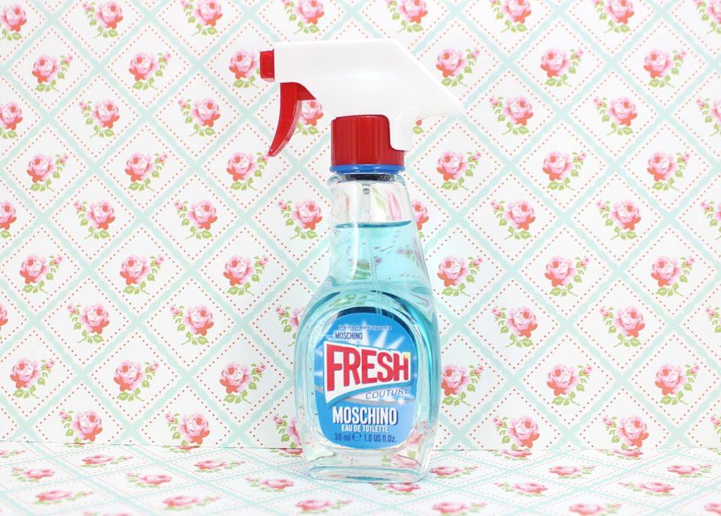 Moschino 'Fresh Couture' Eau de Toilette review