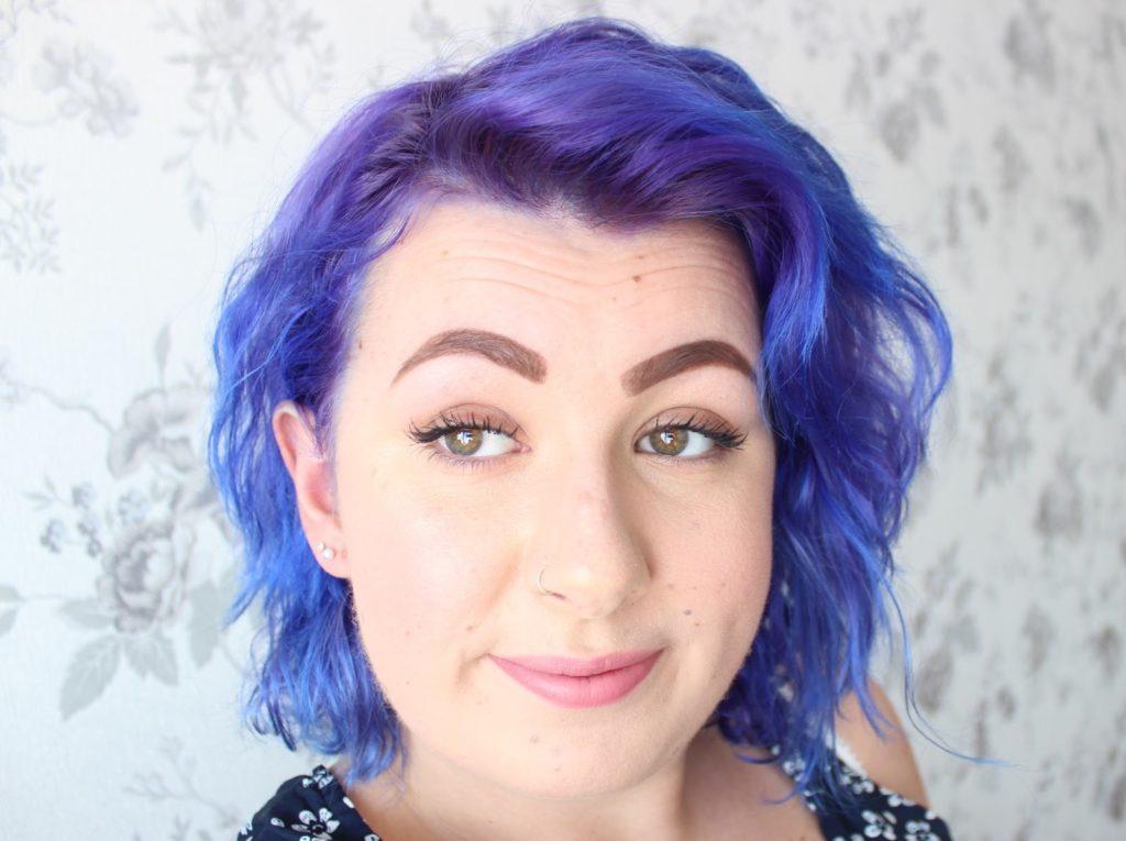 l'oreal colorista indigo hair
