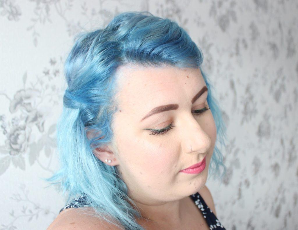 l'oreal colorista aqua hair review