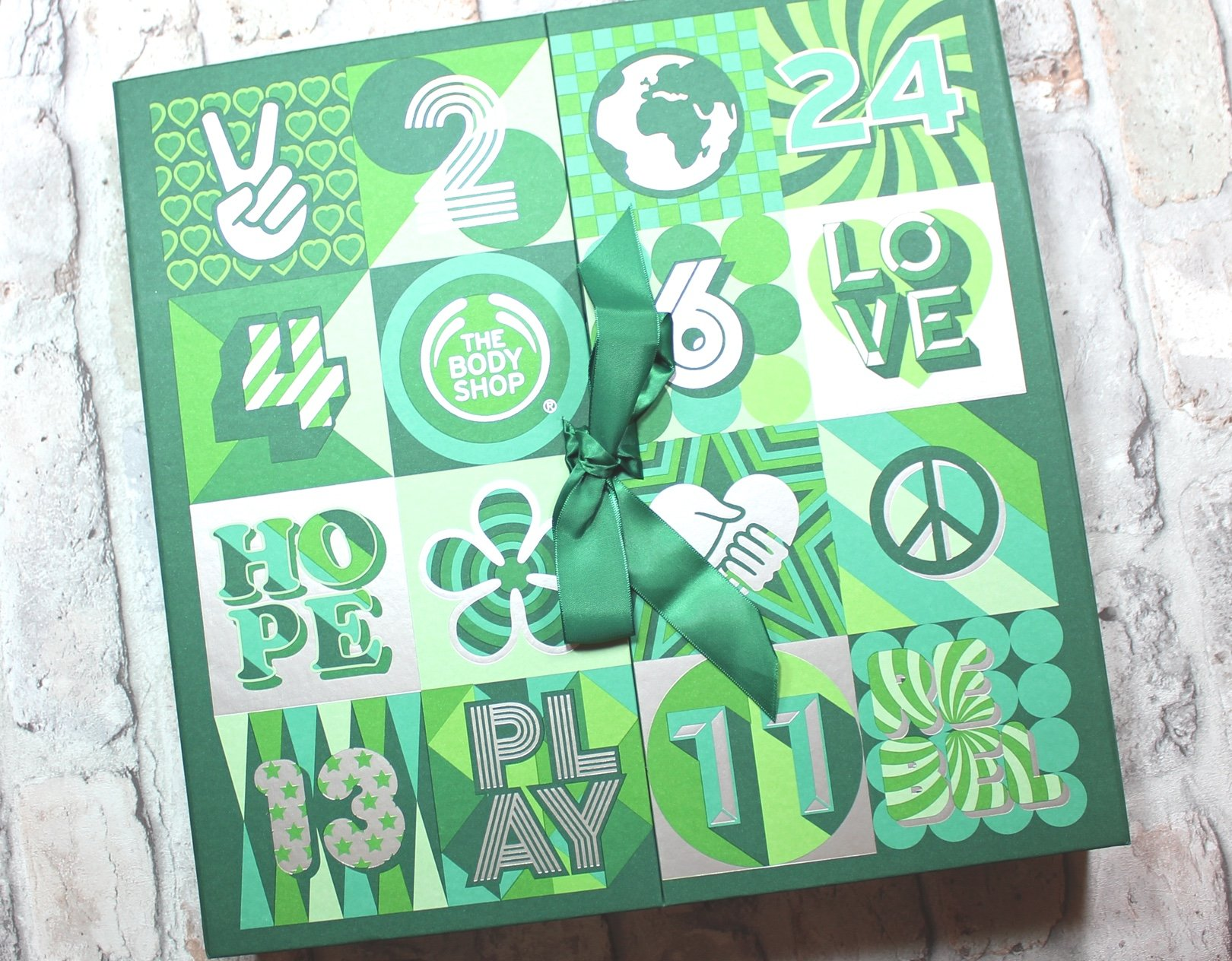 The Body Shop Deluxe Advent Calendar review