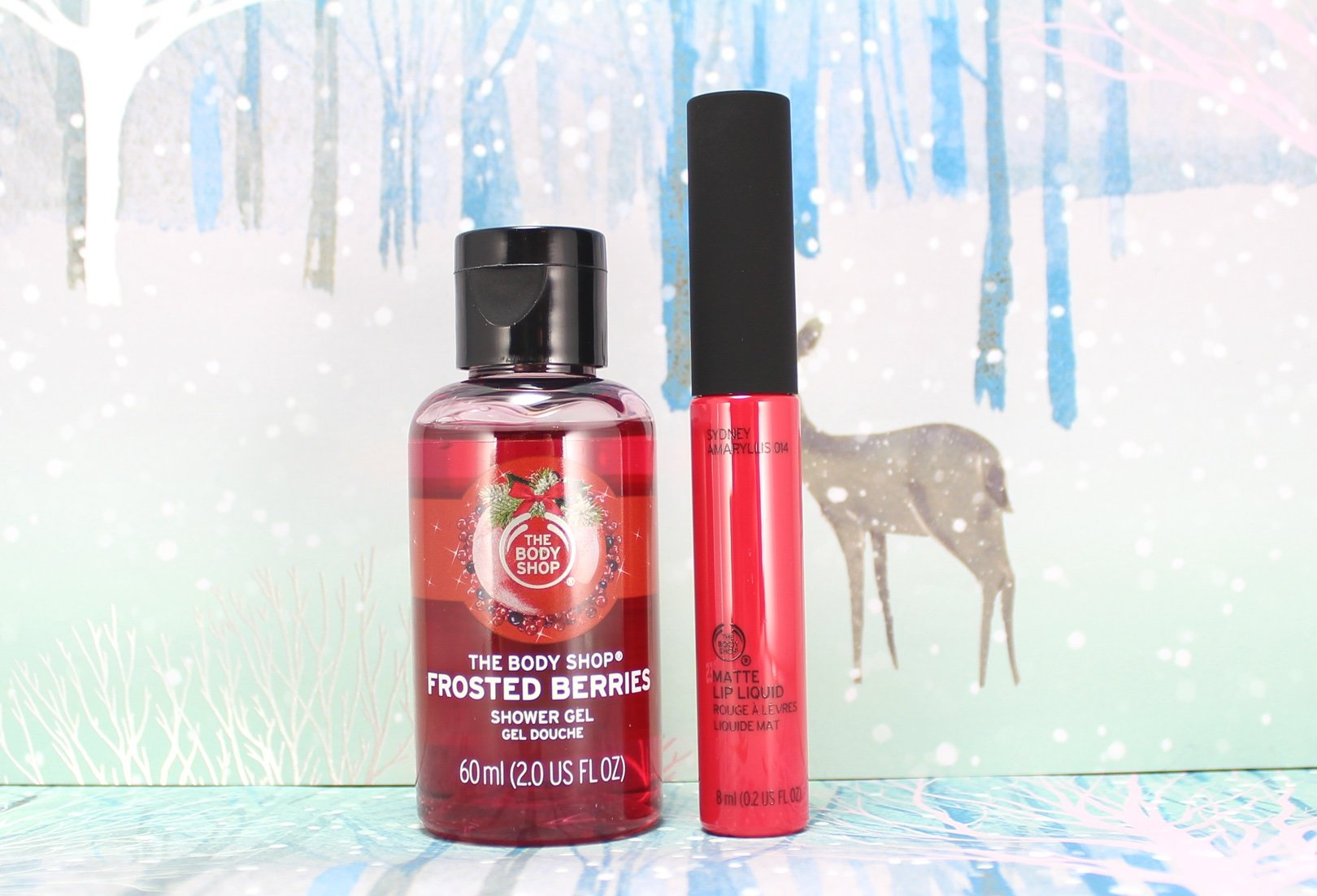 The Body Shop Deluxe Advent Calendar: Days 11-12 review