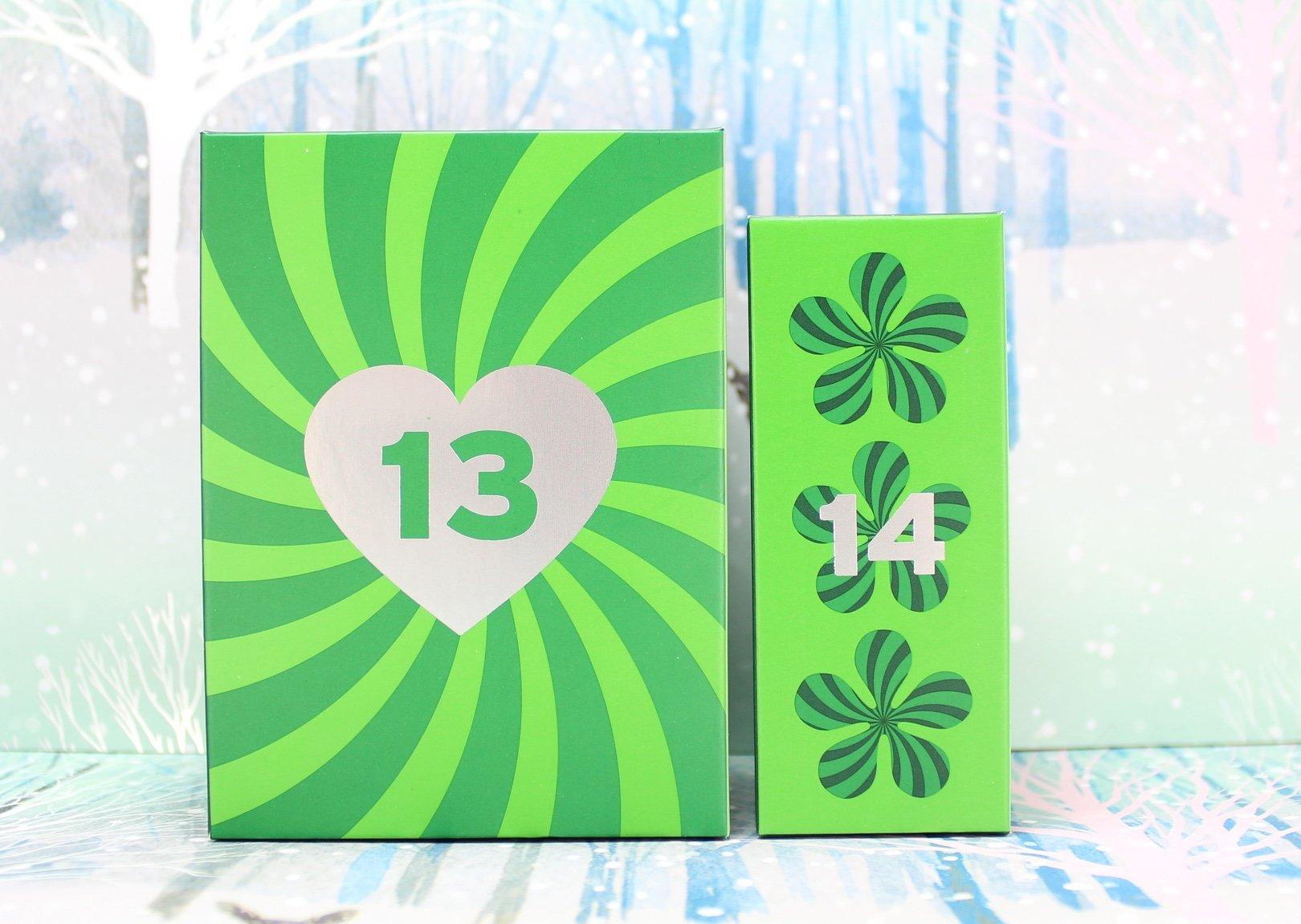 The Body Shop Deluxe Advent Calendar: Days 13-14