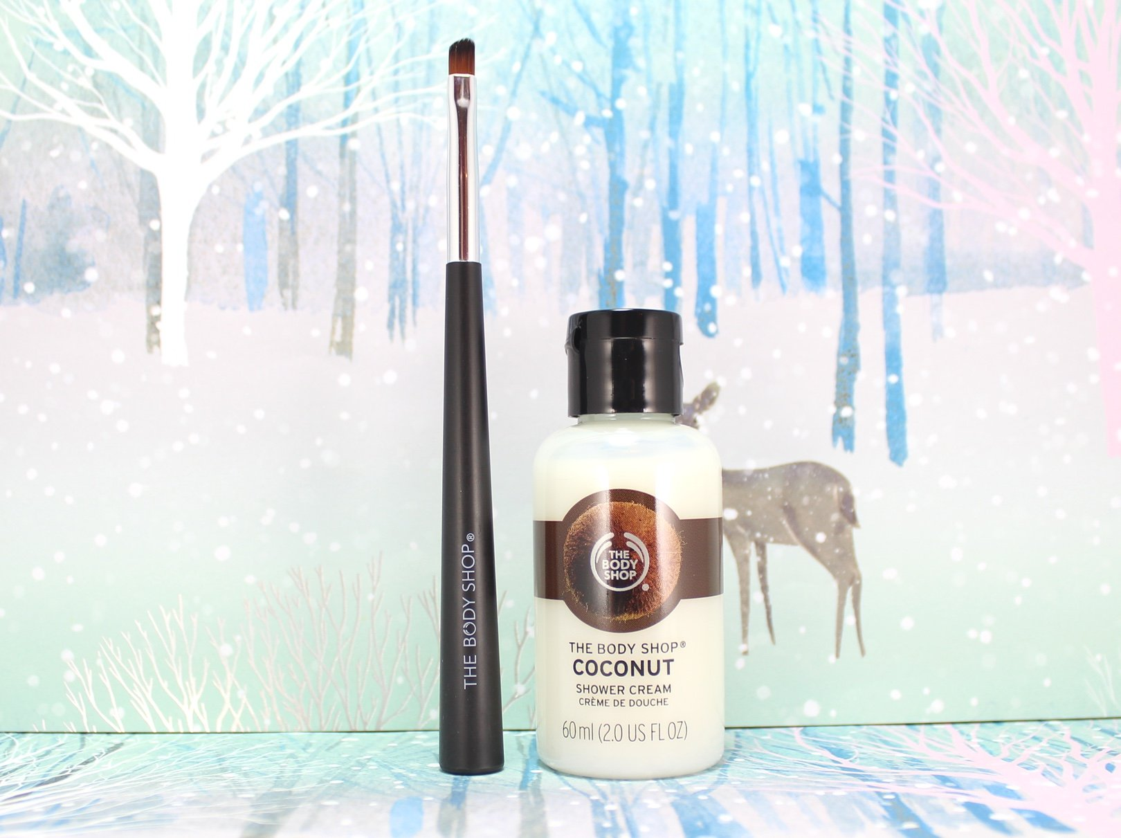 The Body Shop Deluxe Advent Calendar: Days 15-16 review