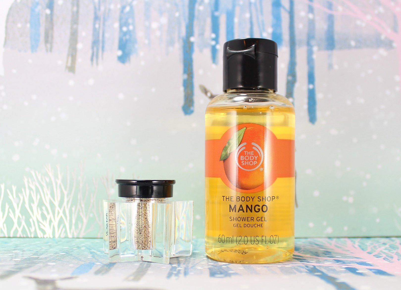 The Body Shop Deluxe Advent Calendar: Days 19 20 review