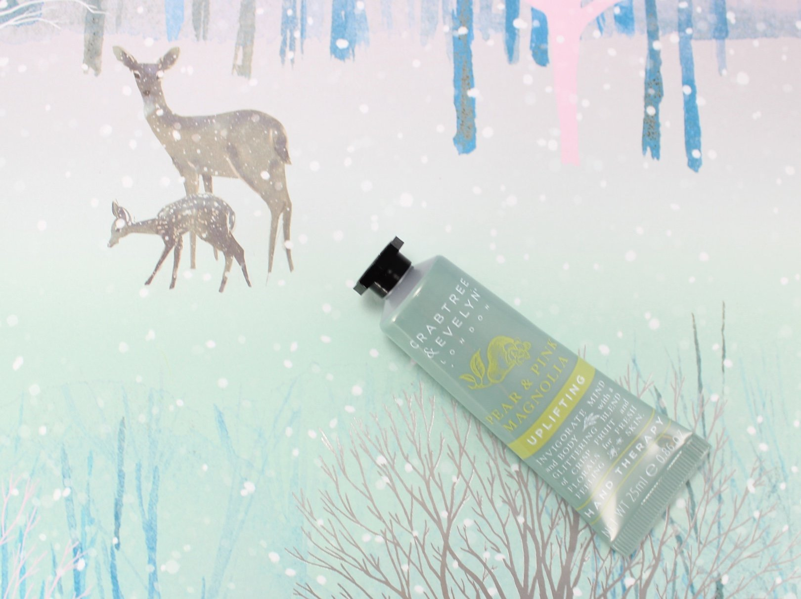 12 days of crabtree & evelyn advent calendar – day 10