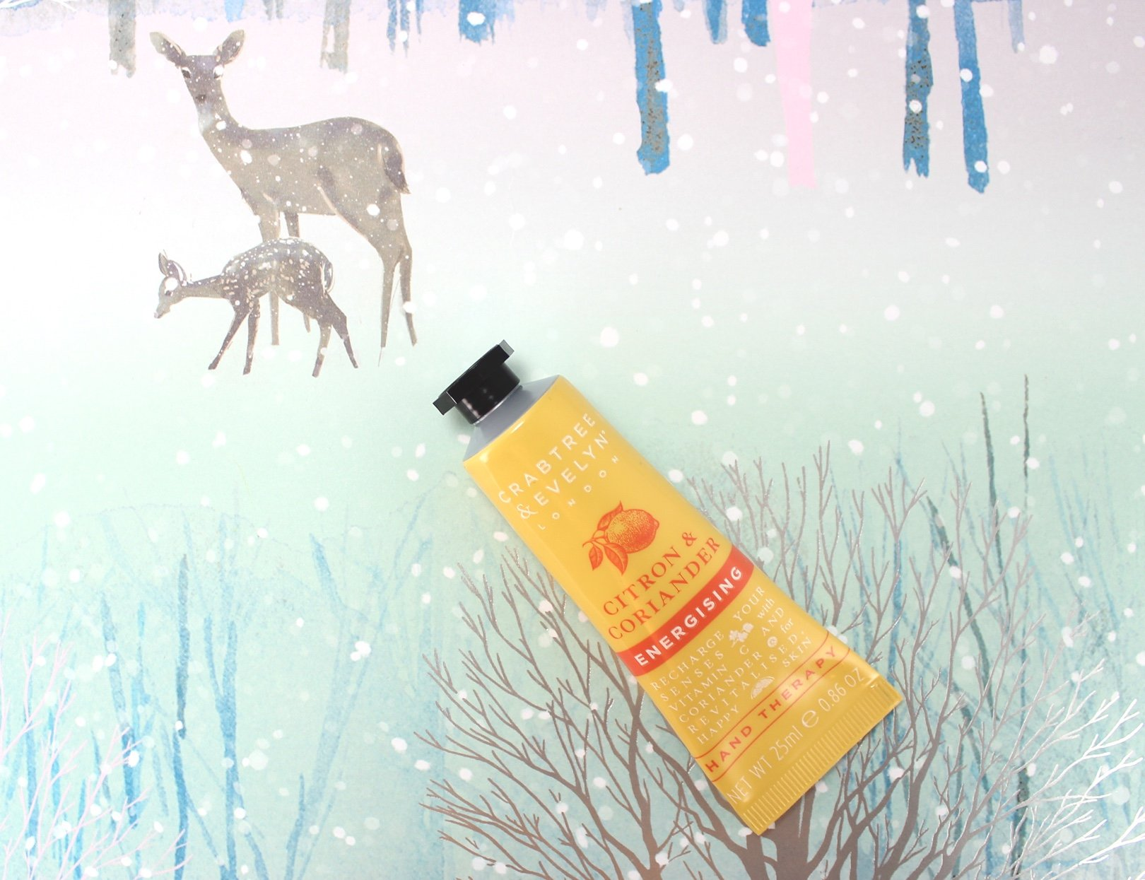 12 days of crabtree & evelyn advent calendar day 11