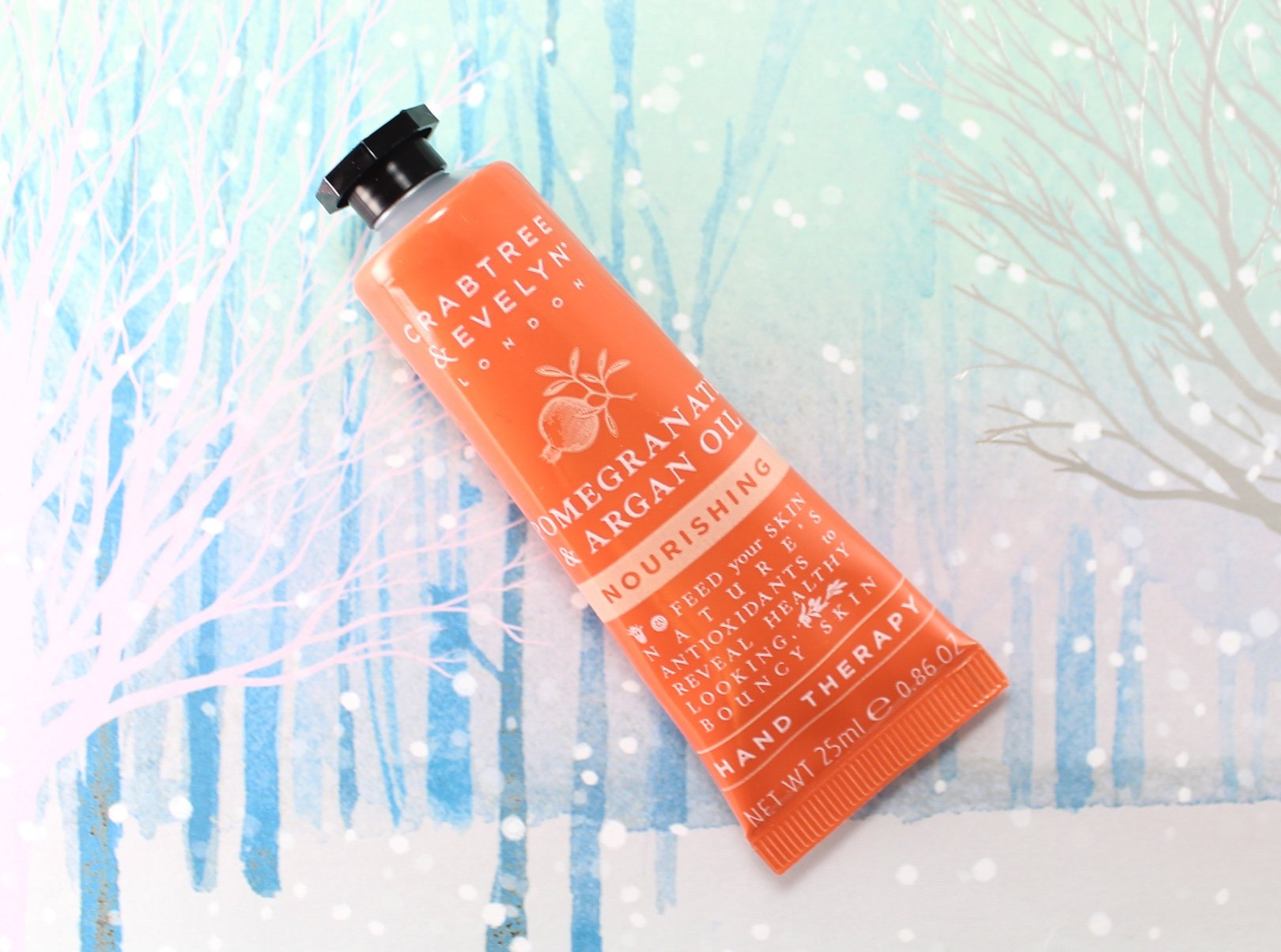 12 days of crabtree & evelyn advent calendar – day 12