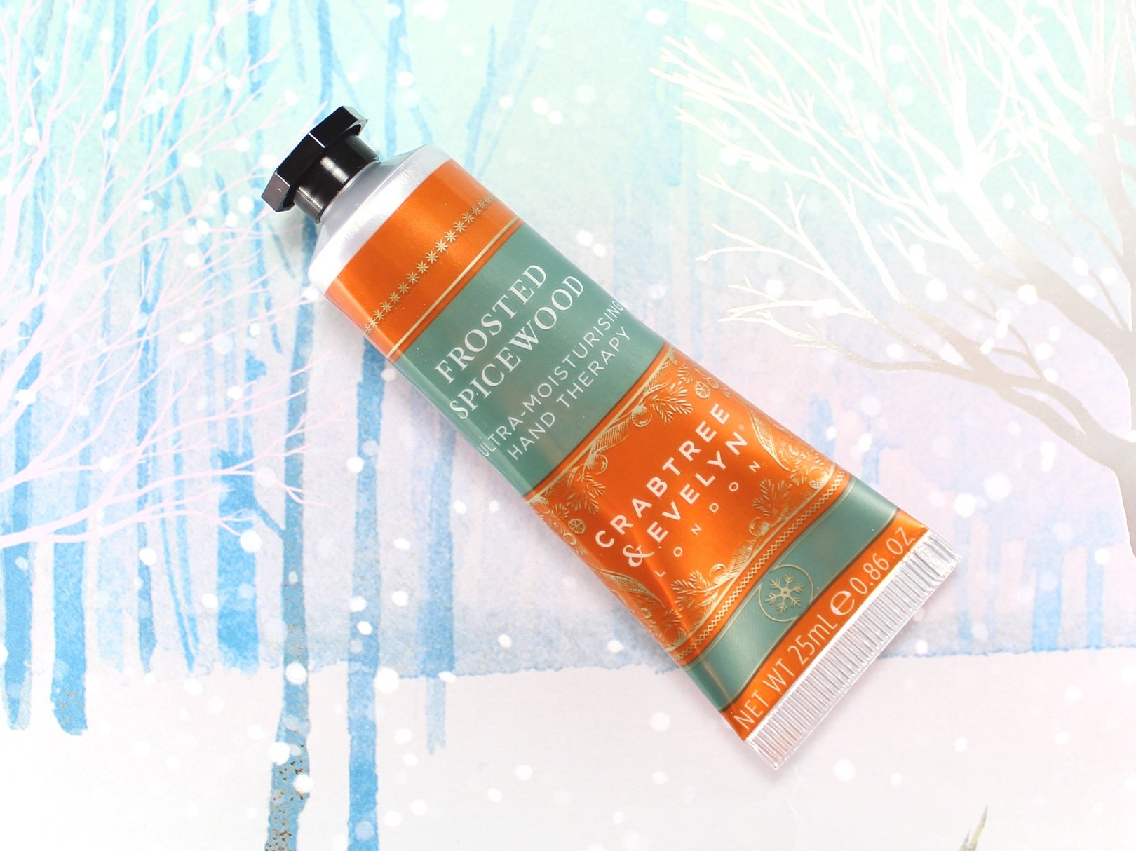 12 days of crabtree & evelyn advent calendar day 8
