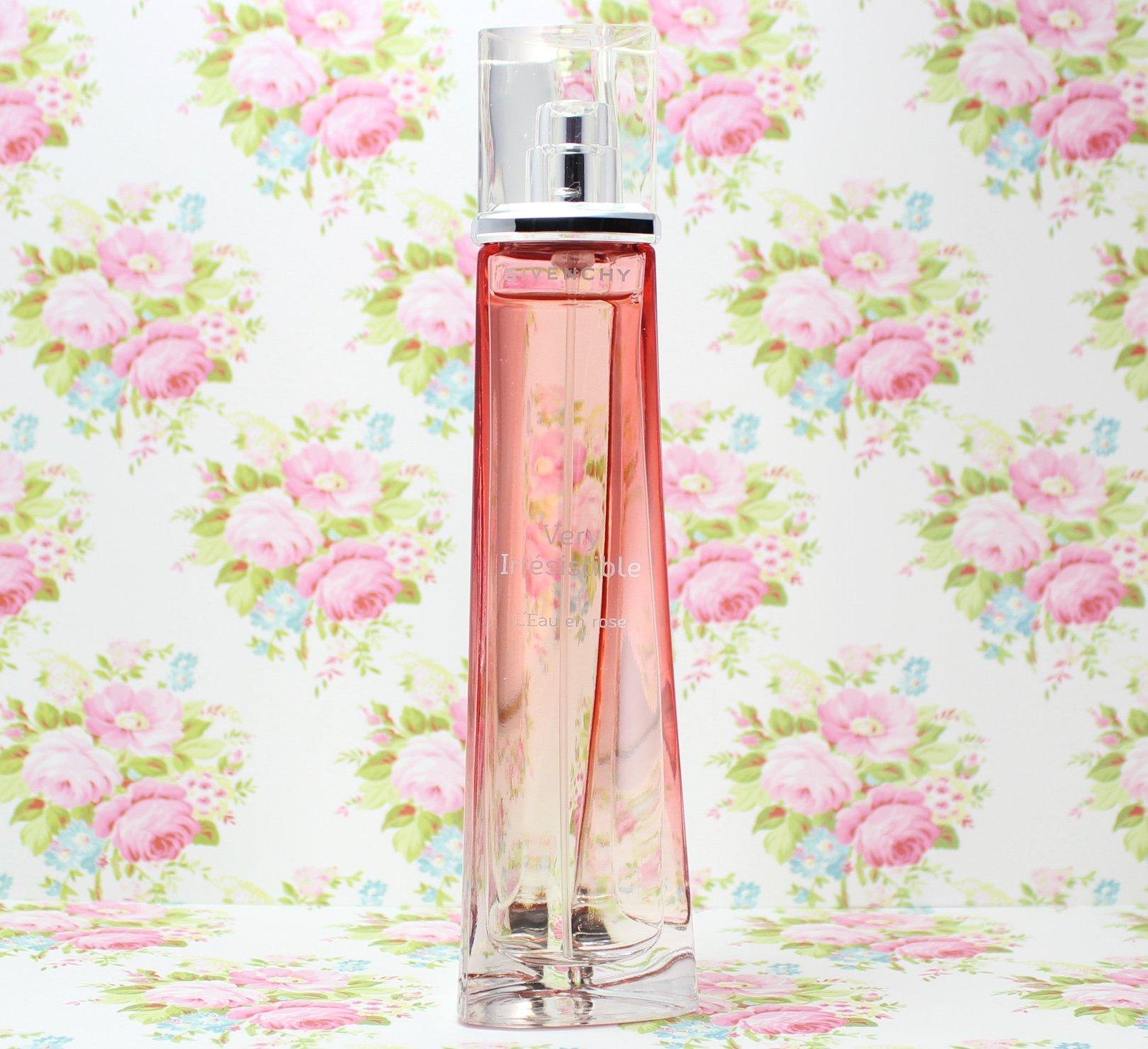 Givenchy 'L'Eau en rose' Eau de toilette review