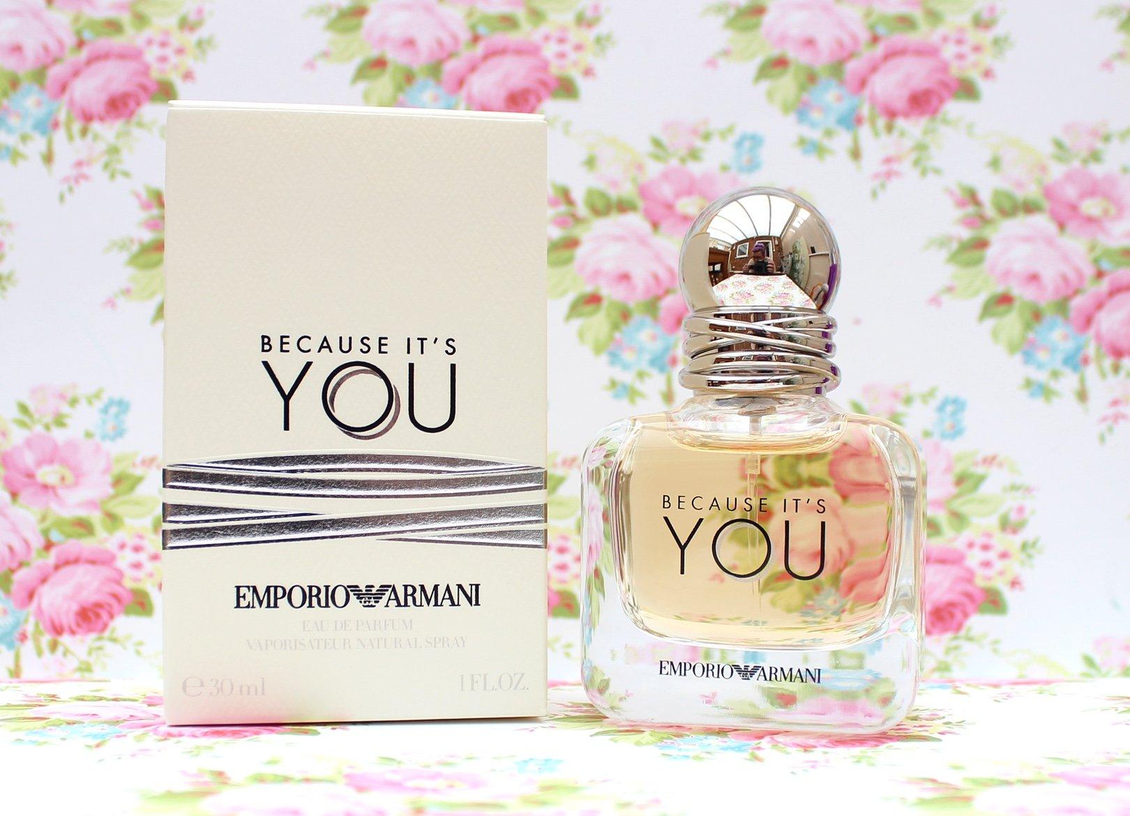 Emporio Armani 'Because it's you' eau de perfume