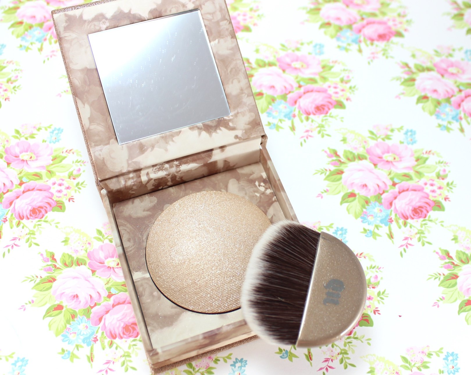 Urban Decay Naked Illuminated Powder Luminous review bbloggers