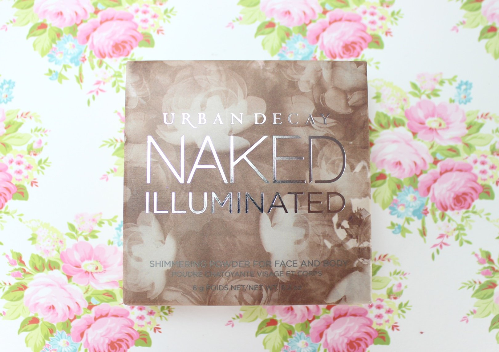 Urban Decay Naked Illuminated Powder - Luminous