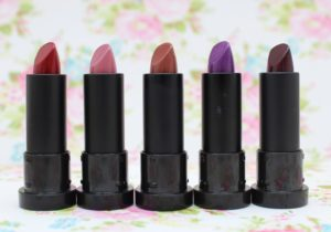 Urban Decay Little Vices Lipstick Set Review beauty blog