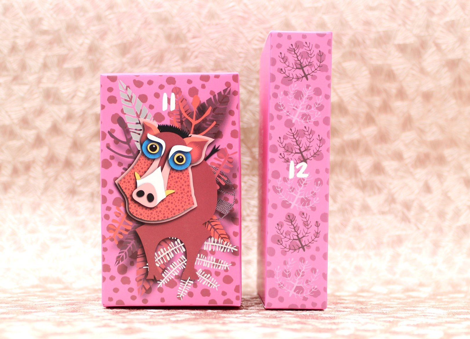 The Body Shop 25 Days of Enchanted Deluxe Advent Calendar day 11 12