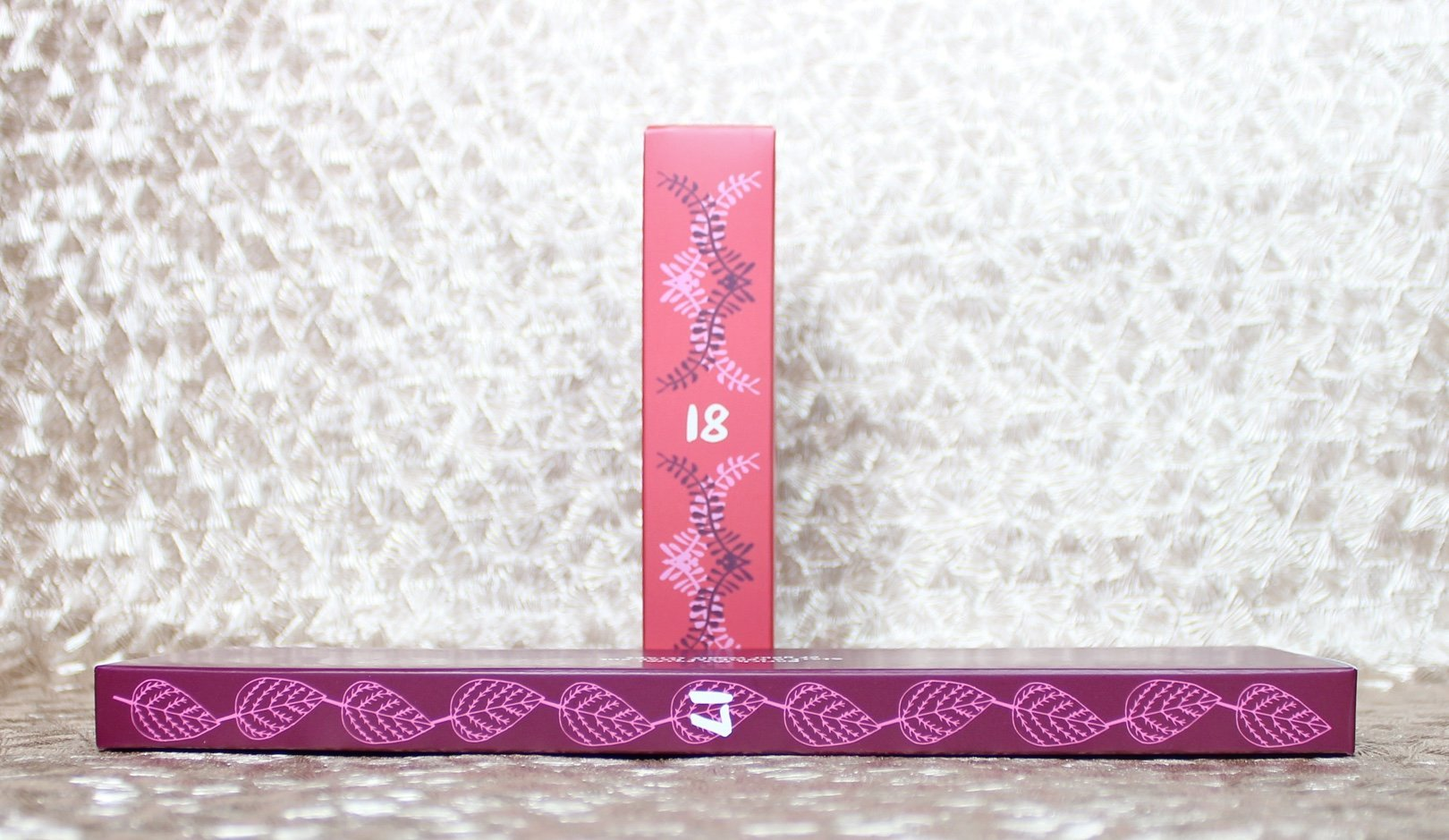 The Body Shop 25 Days of Enchanted Deluxe Advent Calendar Days 17 18