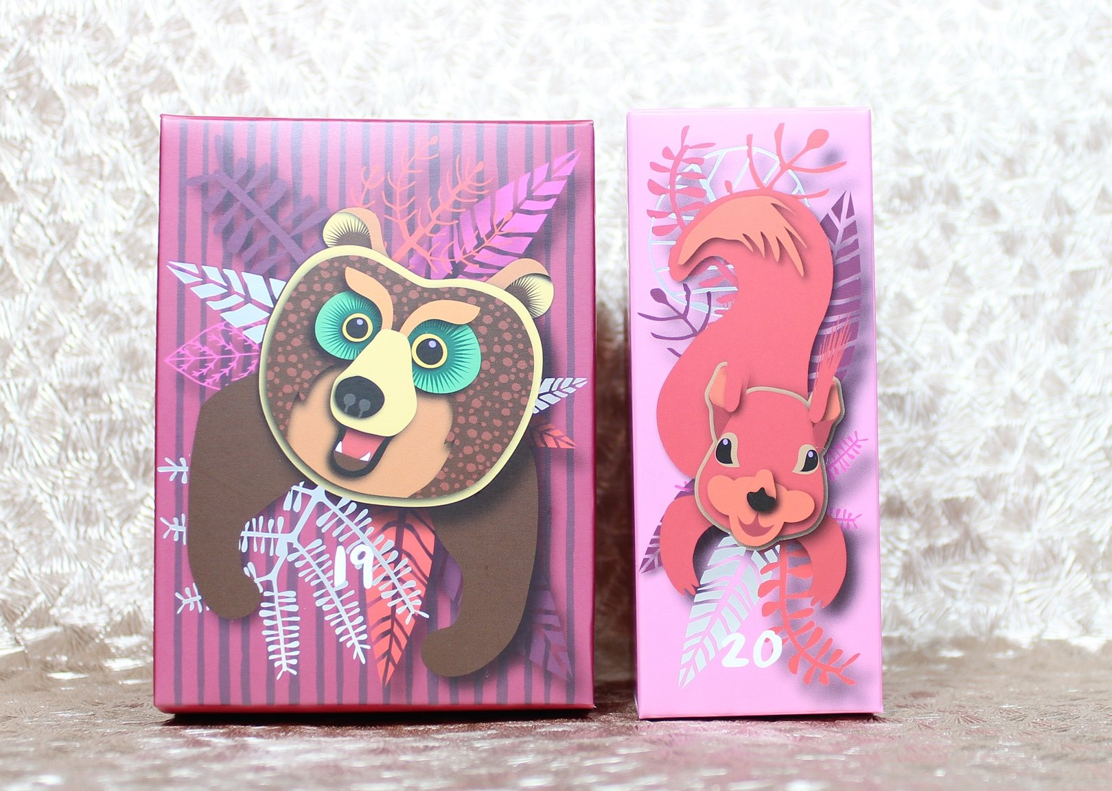 The Body Shop 25 Days of Enchanted Deluxe Advent Calendar • Days 19 20