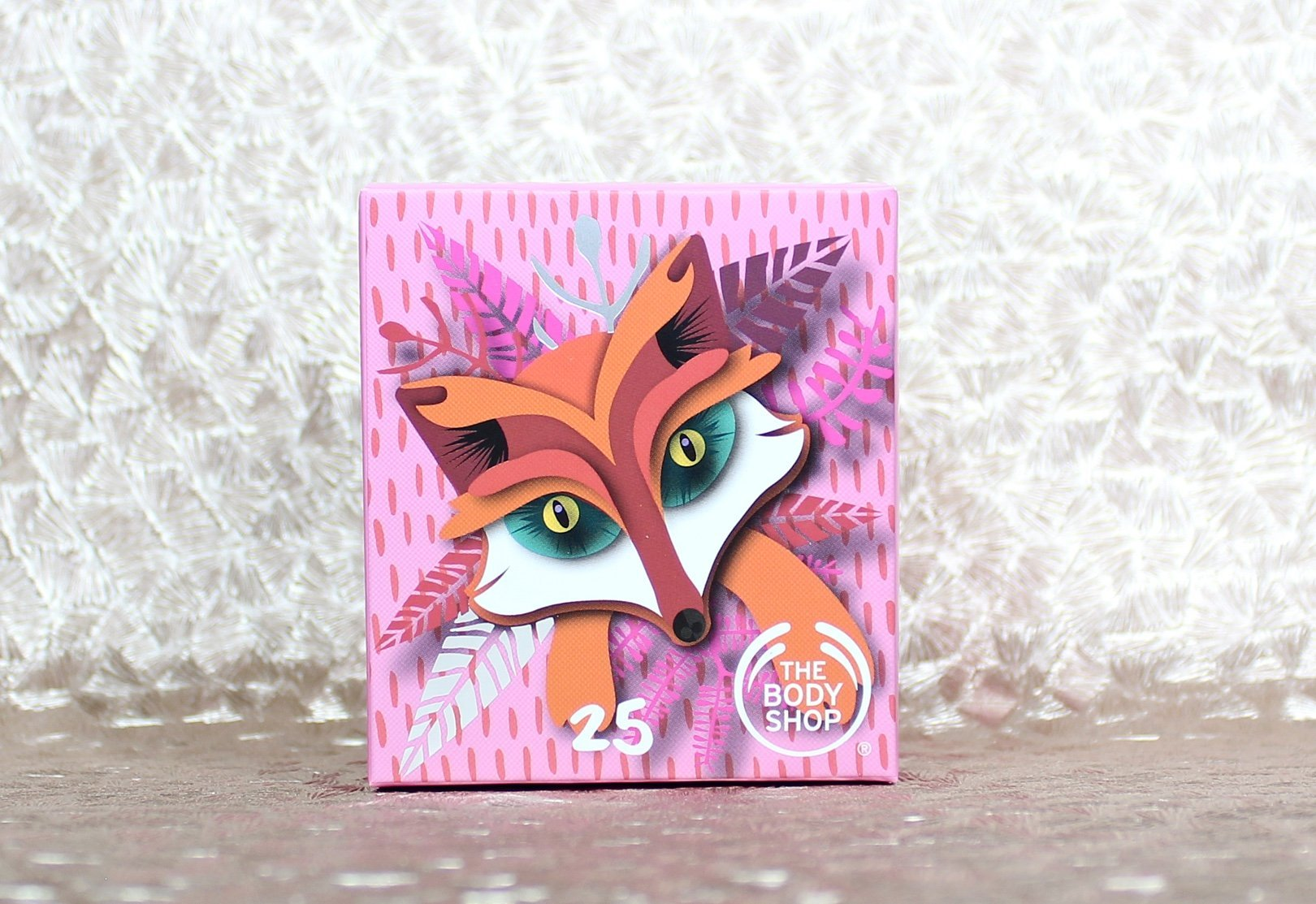 The Body Shop 25 Days of Enchanted Deluxe Advent Calendar • Days 25