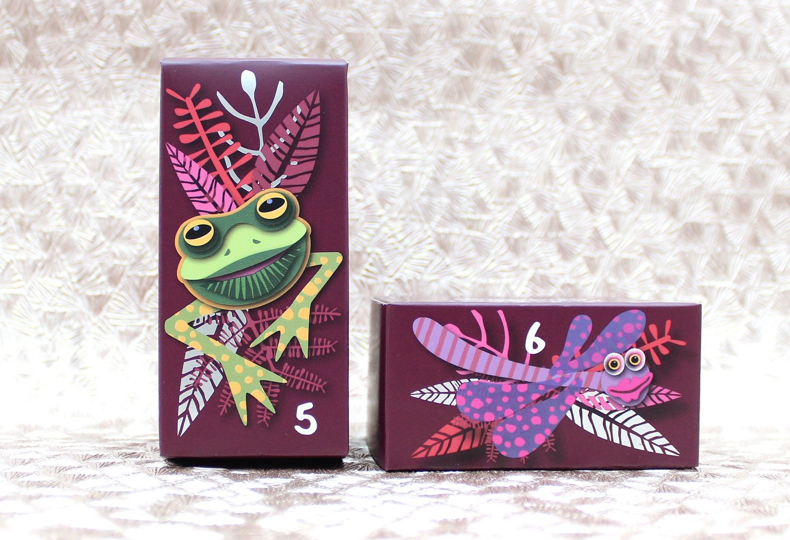 The Body Shop 25 Days of Enchanted Deluxe Advent Calendar Days 5 6