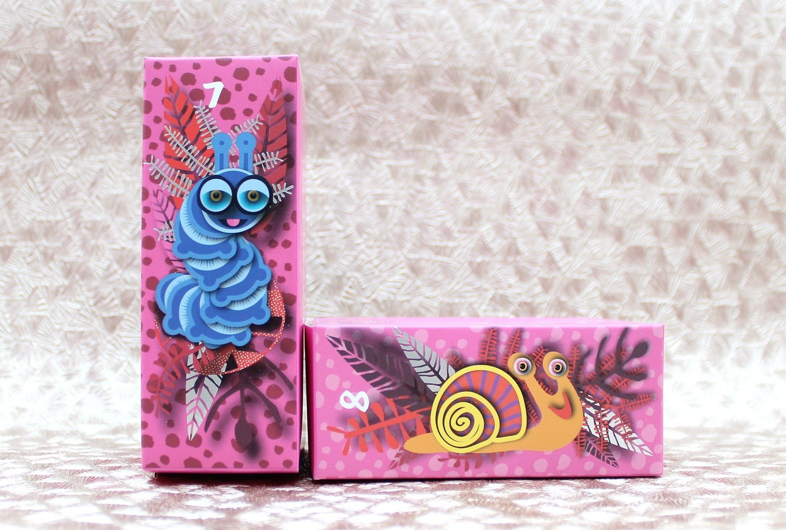 The Body Shop 25 Days of Enchanted Deluxe Advent Calendar Days 7 - 8