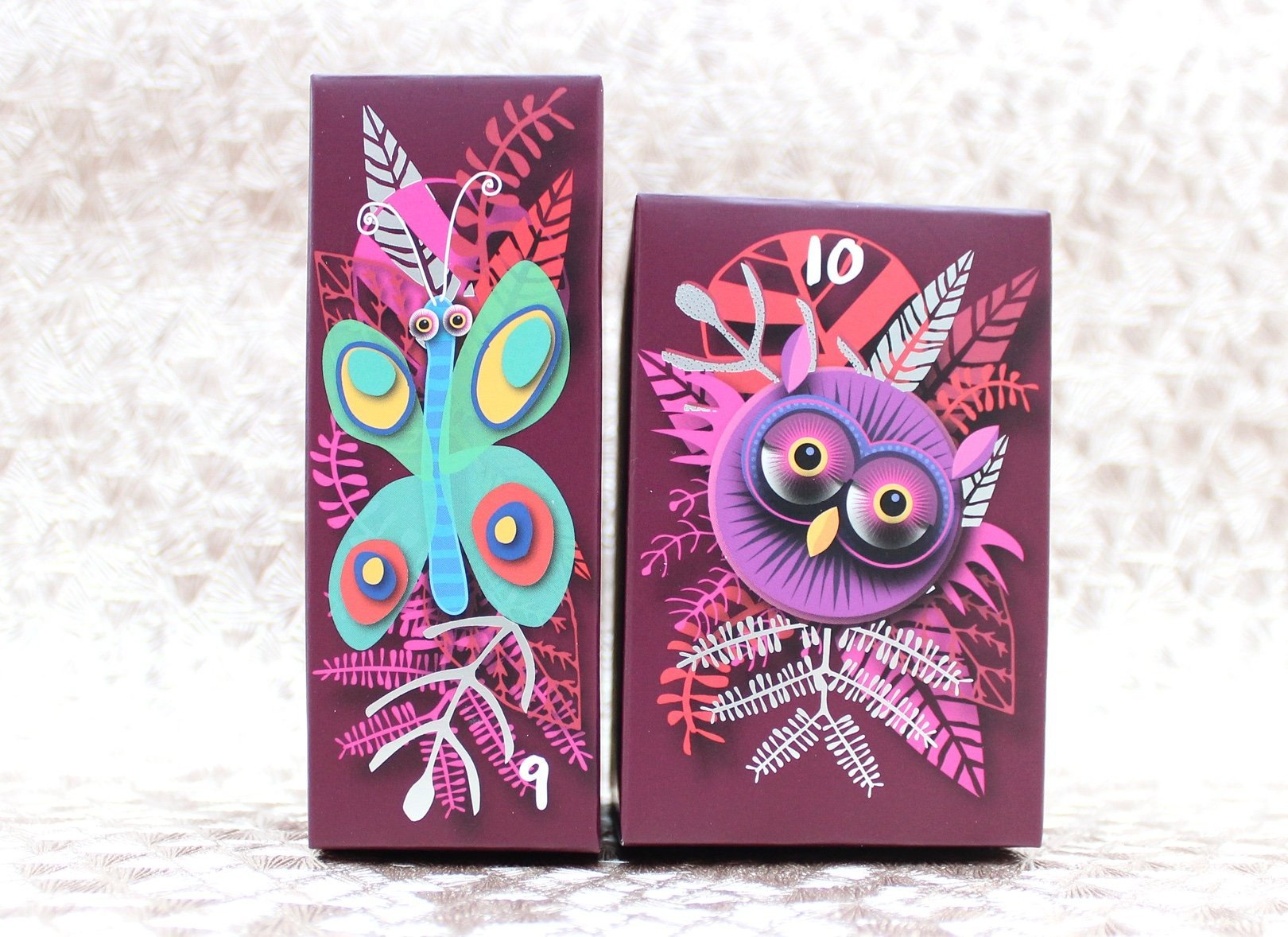 The Body Shop 25 Days of Enchanted Deluxe Advent Calendar • Days 9 - 10