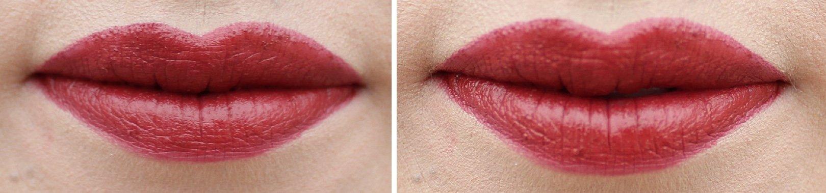 MAC Liptensity Lipstick Fire Roasted swatch