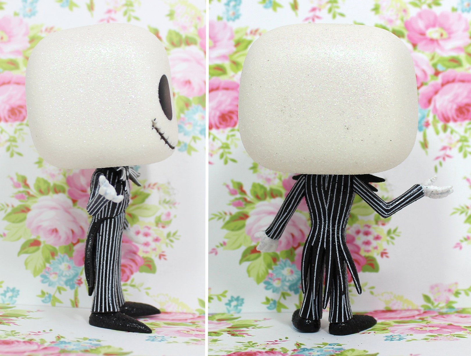 Funko Time Jack Skellington diamond collection