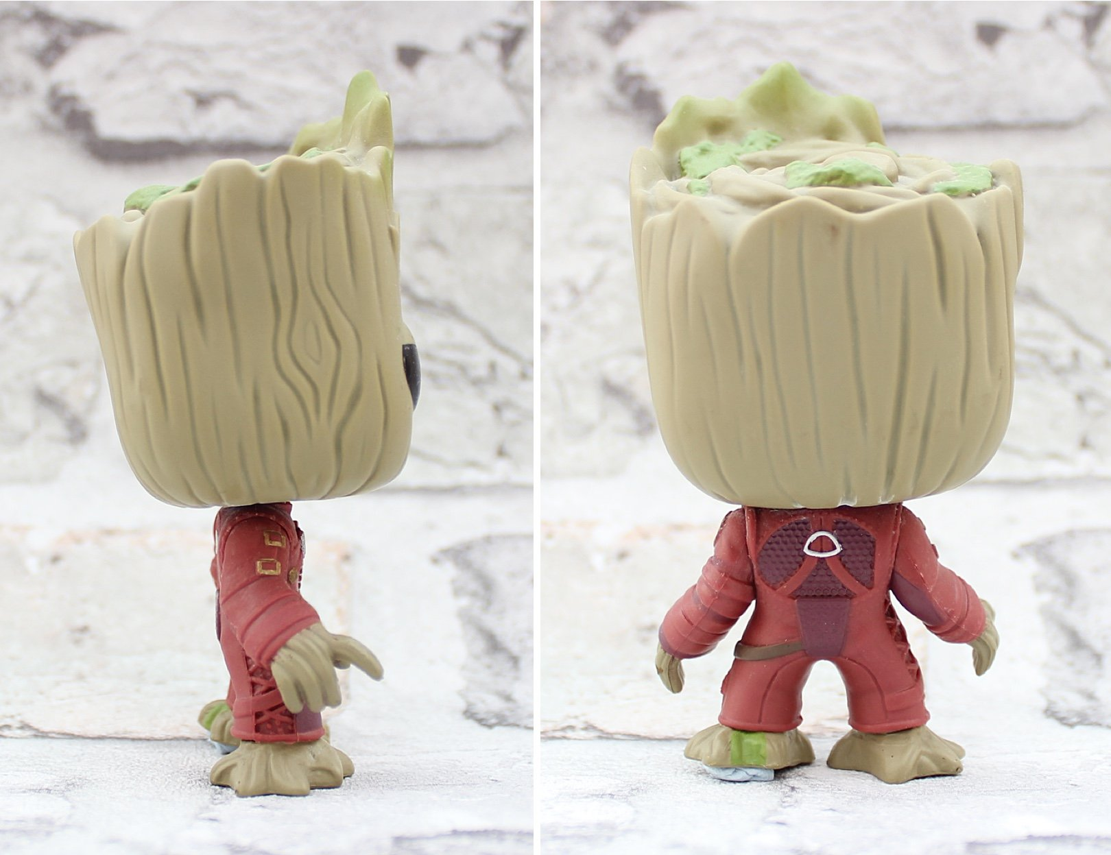 Funko pop Time young Groot ravager