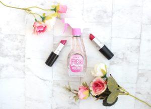 perfume flatly blogging