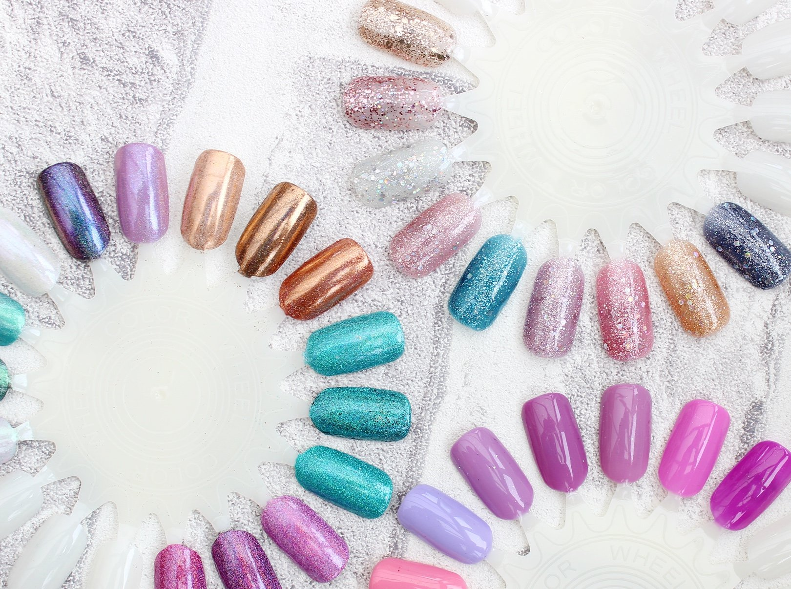 Five Little Things gel nail polishes