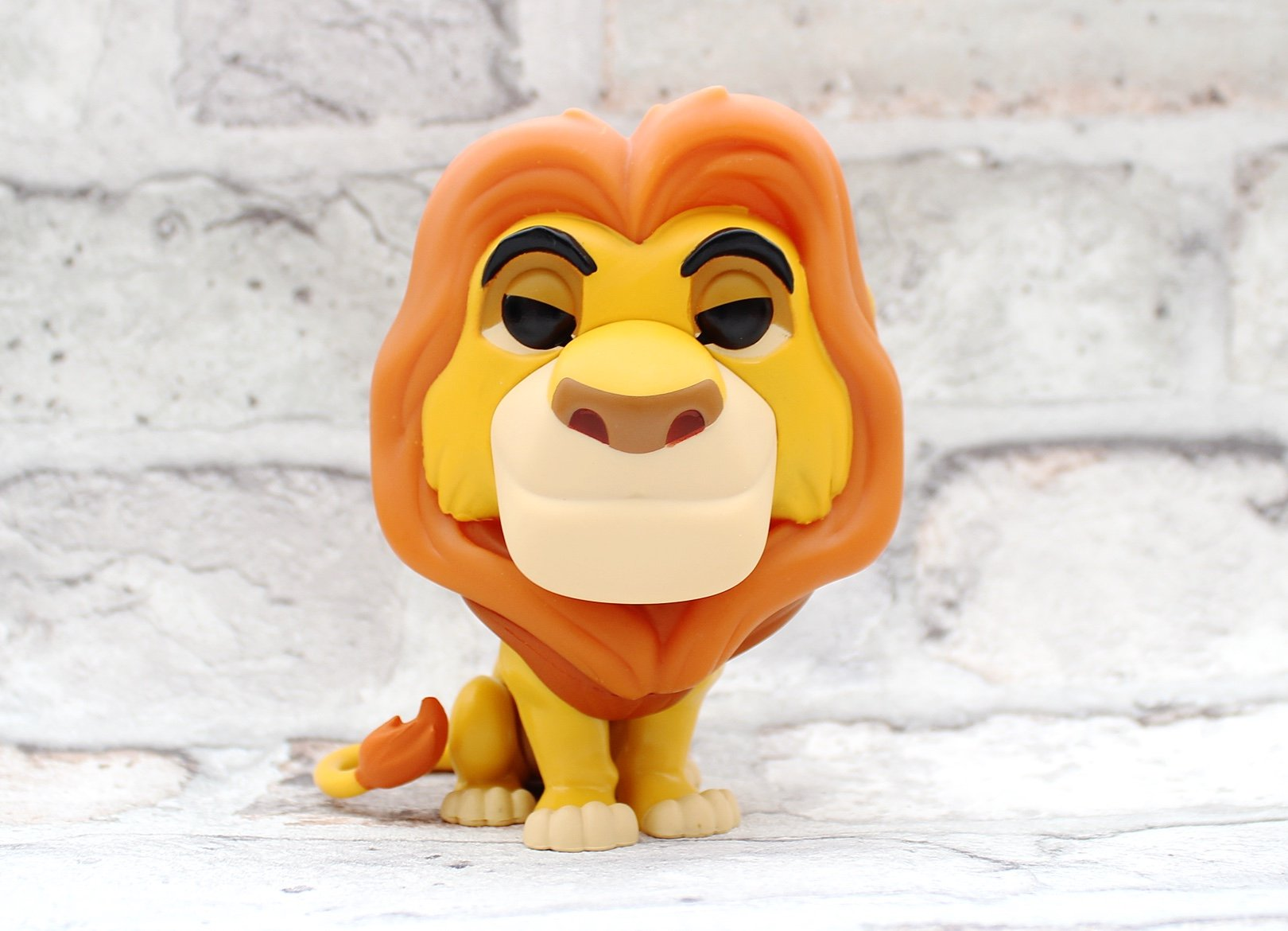 funko pop mufasa lion king
