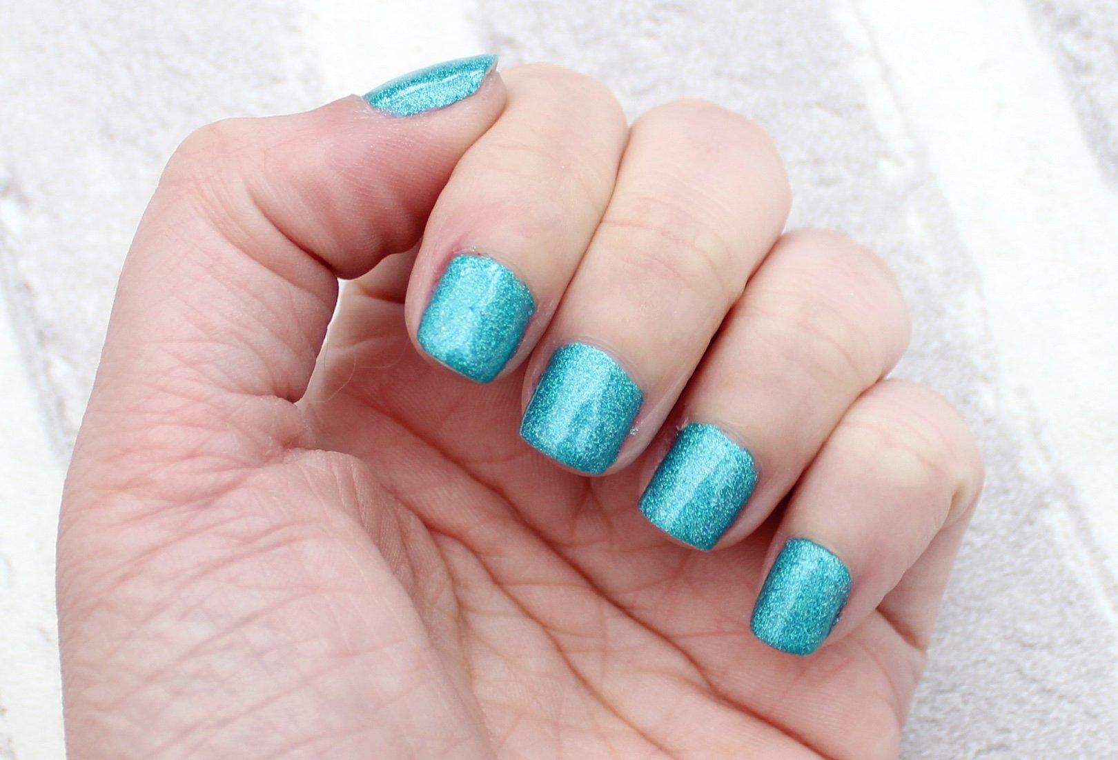 gel nail polish pigment review