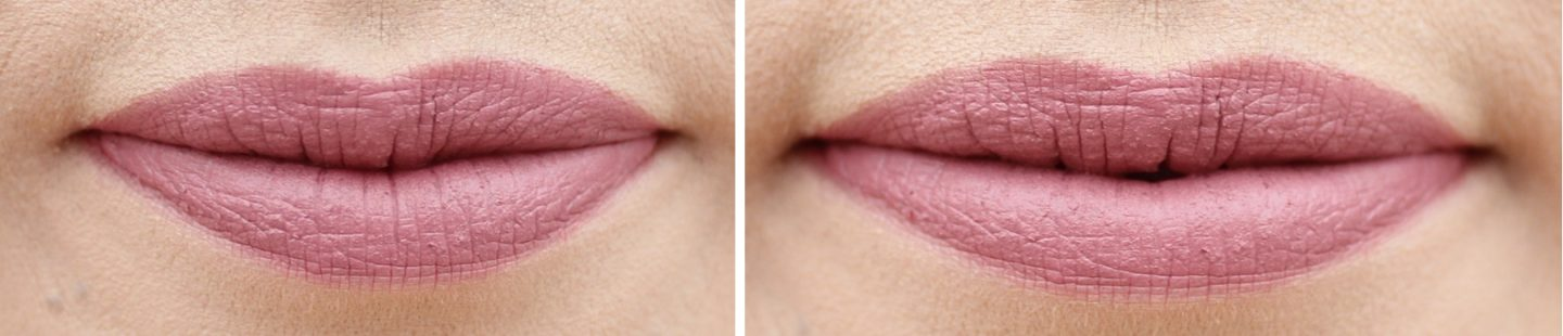 Urban Decay Vice Lipstick Backtalk Swatches