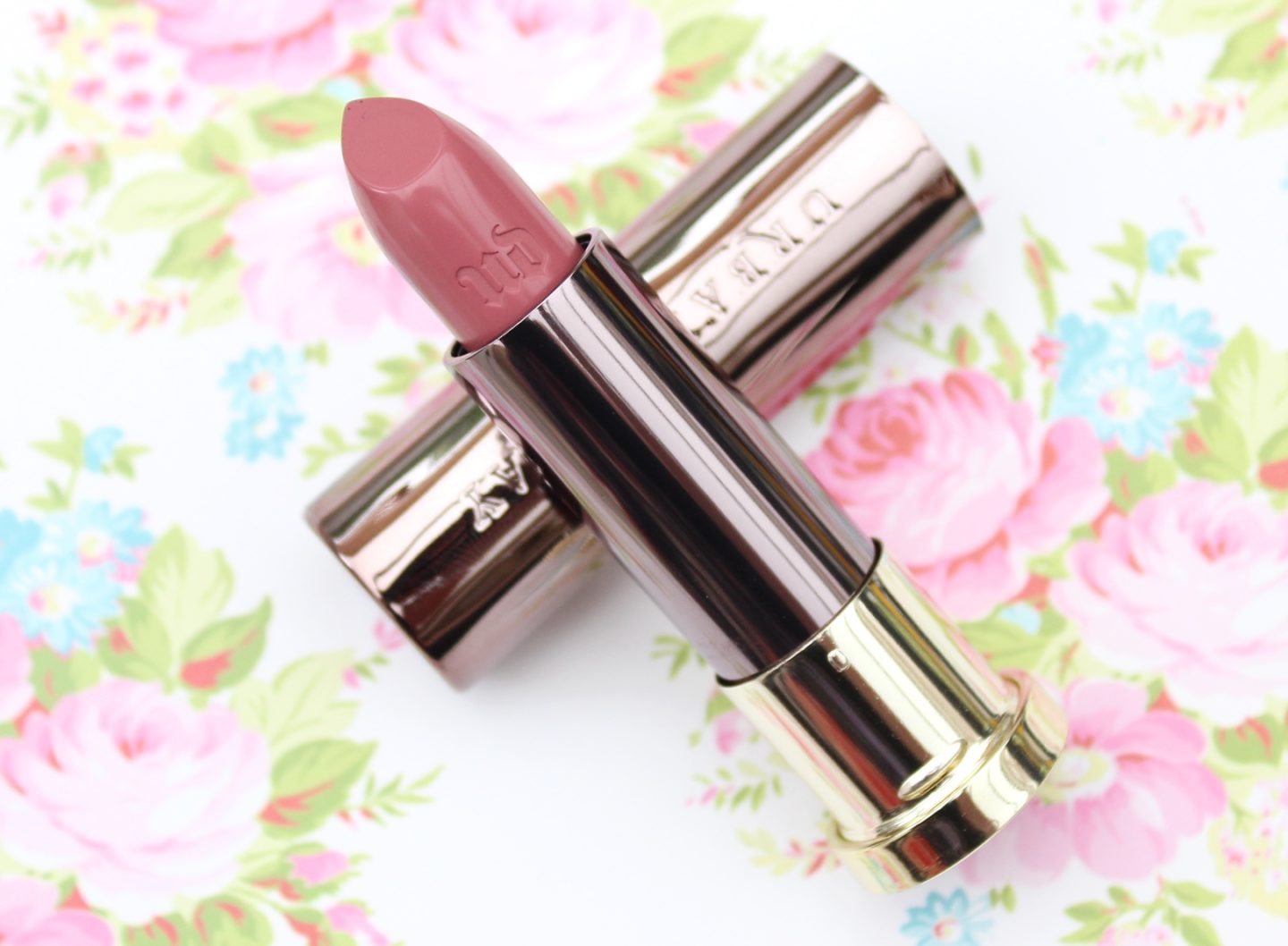 Urban Decay Vice Lipstick Backtalk Review