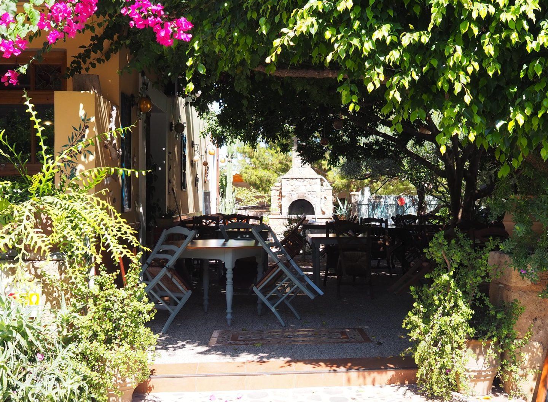 Crete malia old town