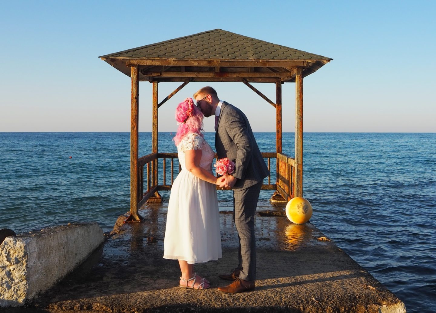 wedding marriage elope married abroad