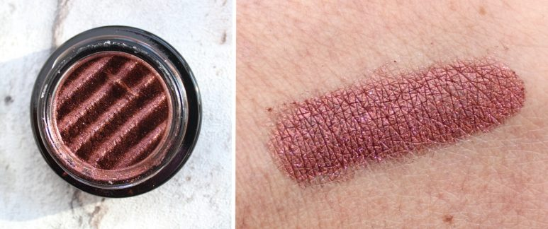 MAC Spellbinder Shadow Stairs to the Stars Swatches