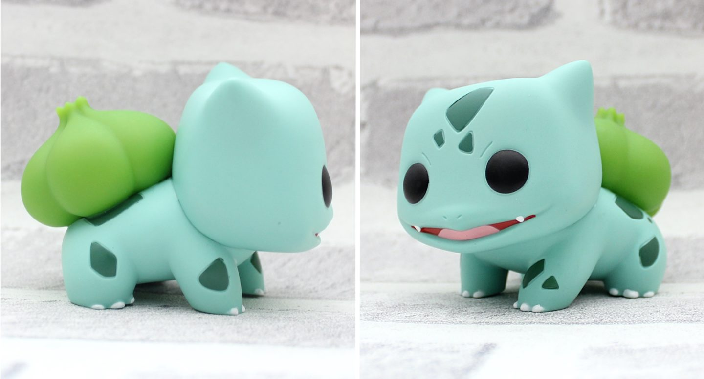 bulbasaur funko pop pokémon