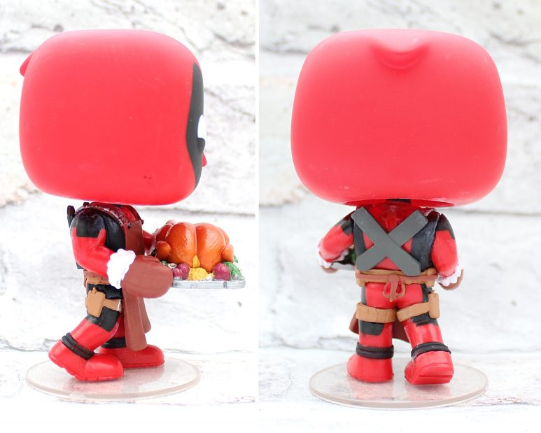 Holiday Deadpool funko pop