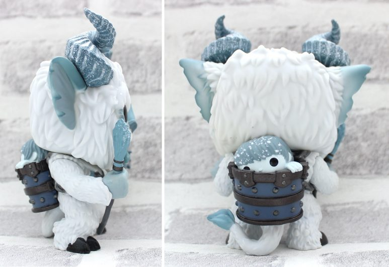 Frozen Krampus Holidays Funko Pop