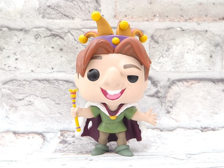 Quasimodo fool funko pop