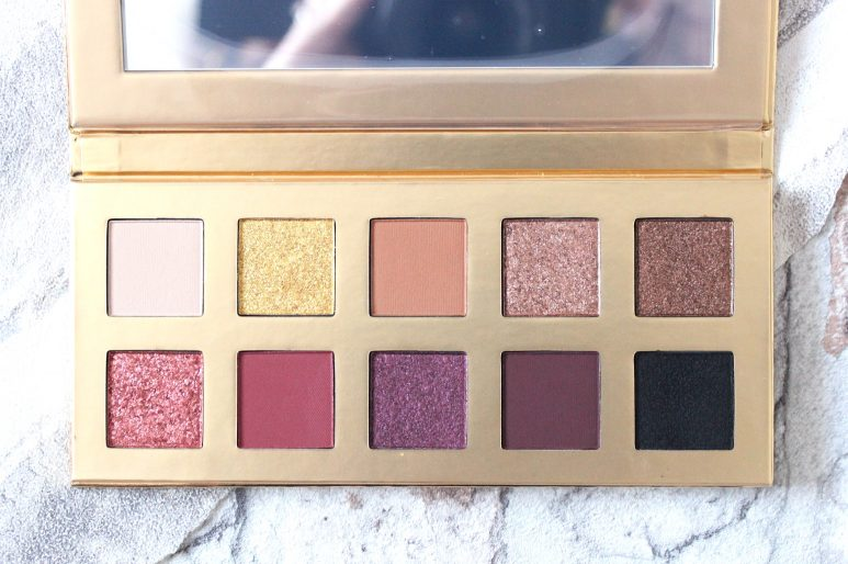 MAC Gilty Pleasure Eyeshadow Palette