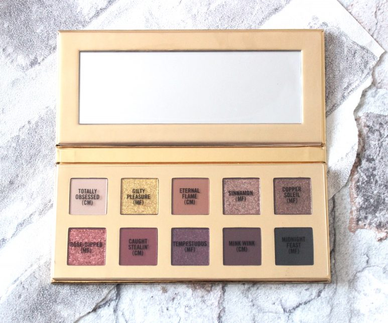 Gilty Pleasure EyeShadow Palette