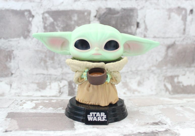 the child with cup funko pop