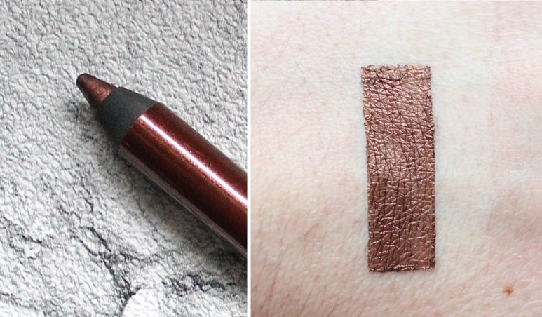 Urban Decay Eye Pencil Double Life Swatches