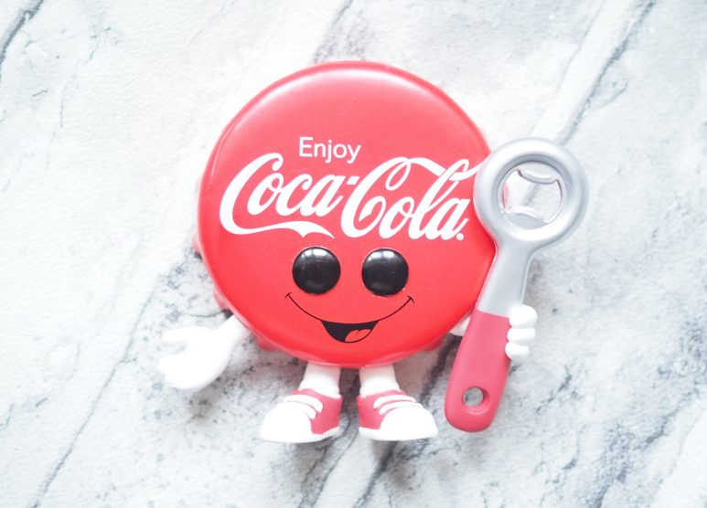 coca cola bottle cap funko pop